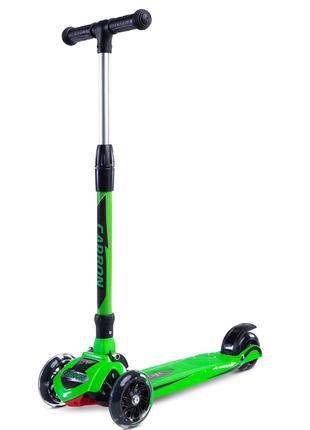 Самокат Caretero (Toyz) Carbon Green