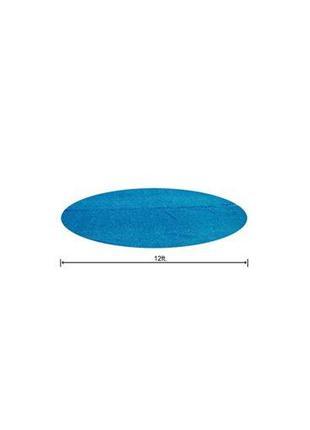 Тент чехол, Накриття для басейну Bestway 3.66 м