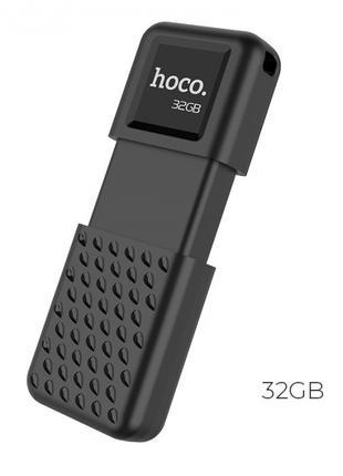 Флеш память USB HOCO UD6 32GB Чёрная