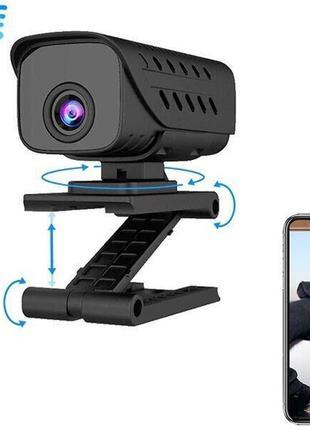 Мини камера ZTour T9 с датчиком движения, WIFI, 720P, Беспрово...