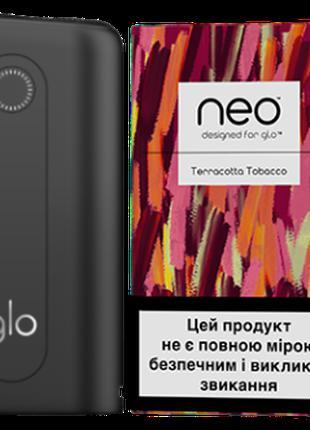 Стартовый набор нагрева табака GLO HYPER Черный + бесплатная д...