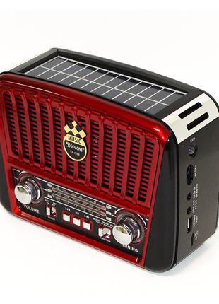 Радиоприемник GOLON RX-456 Solar