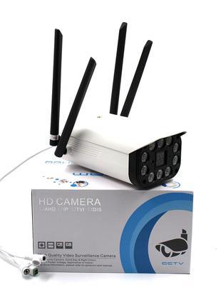 Камера CAMERA 3120 3G/4G sim IP 2.0mp уличная + адаптер