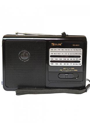 Радиоприемник GOLON RX-6031