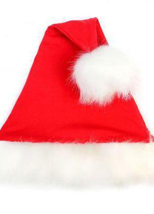 """Новогодняя шапка """"Санта Клаус"""" ВР-0098"""