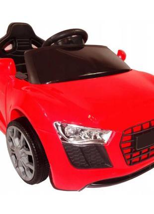 Детский электромобиль Audi R8 c дистанционным пультом