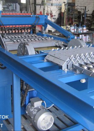 ЛС-500ММ Линия для сварки строительной, кладочной и другой сетки