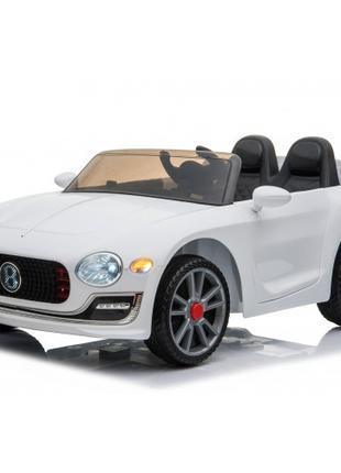 Детский электромобиль 8866 Bentley Белая