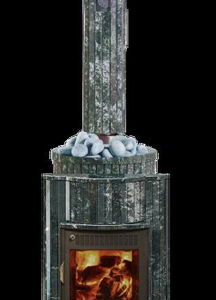 Дровяная печь для бани. Котел на дровах. Банная печь 32 200 грн/ш