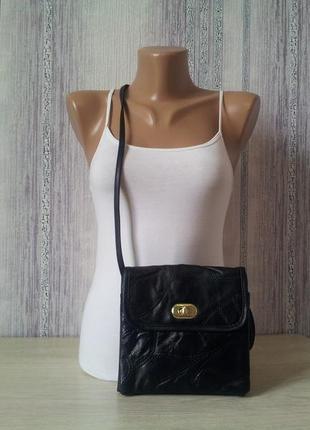 Женская сумка кроссбоди, через плечо.