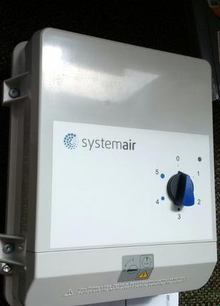 Регулятор скорости Systemair FRQ5-4A