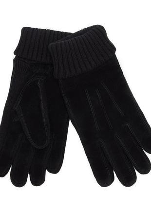 Debenhams мужские теплые перчатки натуральная замша.