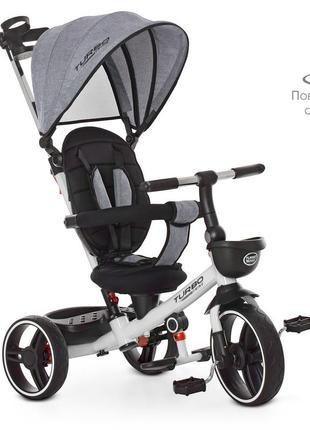 Детский трехколесный велосипед, самый лёгкий 7 кг