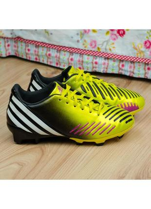 Футбольные бутсы adidas predator absolado lz trx fg оригинал 3...