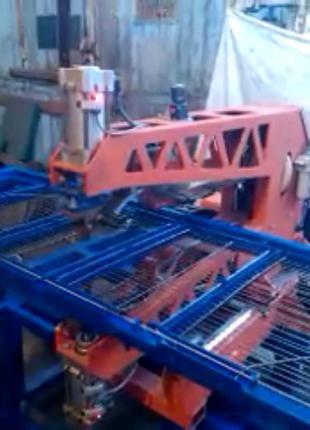 МКТП-8 Машина для сварки различных изделий в кондукторе с ЧПУ