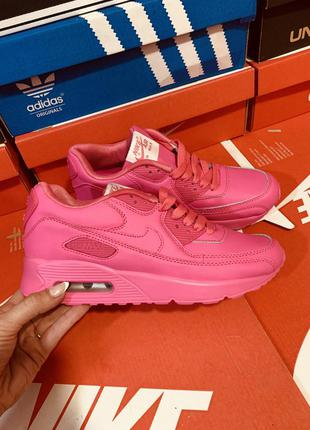 Nike air max 90 кроссовки женские найк аир макс