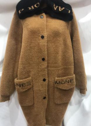 Женские кардиганы пальто альпака