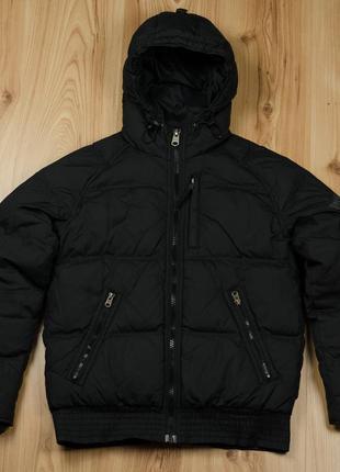 Женский пуховик replay куртка 100% пух размер m