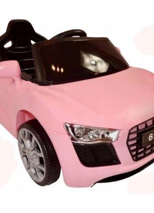 Детский электромобиль Siker Cars 788 розовый