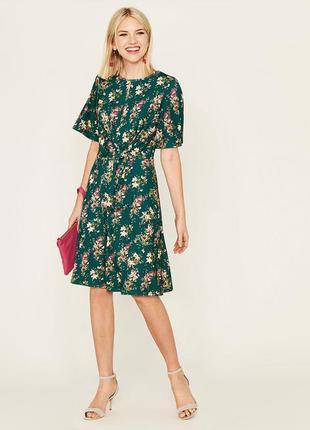Платье цветочное, oasis