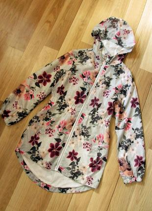 Куртка-ветровка на 13-14 лет, miss e-vie