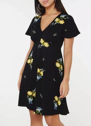 Цветочное платье dorothy perkins