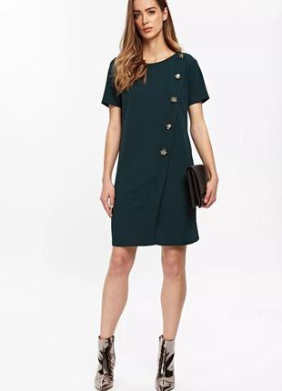 Платье с пуговицами wallis