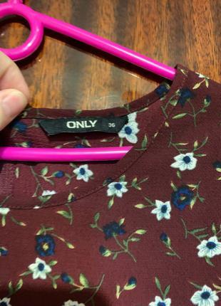 Блузка легкая в размере s