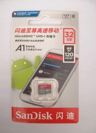SanDisk micro sd card 32 gb