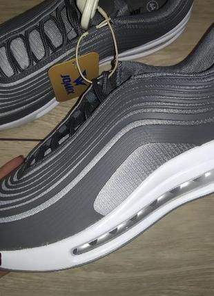 Кроссовки дышащие мужские спорт деми чоловічі кросівки