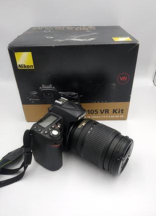 Зеркальный Фотоаппарат со сменным объективом Nikon D90 Kit 18-...
