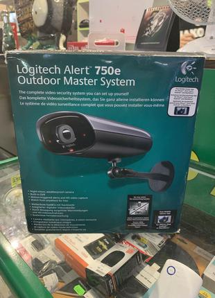 Камера видеонаблюдения Logitech Alert 750e Outdoor Master