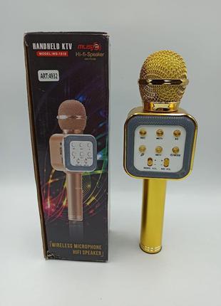 Микрофон Wster WS-1818