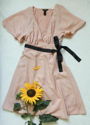 Платье на запах от h&m, размер s