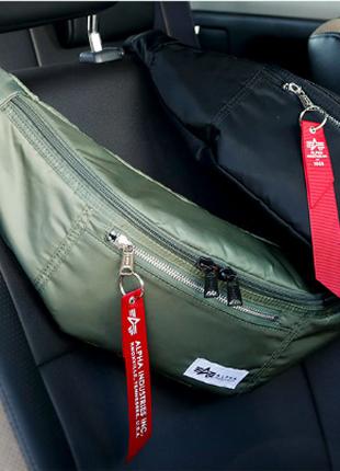 Бананка/сумка через плечо Alpha Industries Waistbag