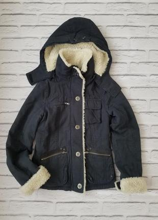 Куртка женская зимняя, женская парка only, осеннее пальто коро...