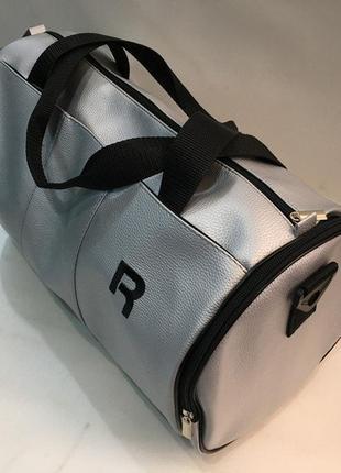 Спортивная сумка экокожа