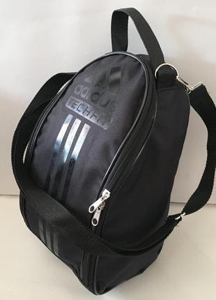 Стильная сумка для обуви. с ремнем.