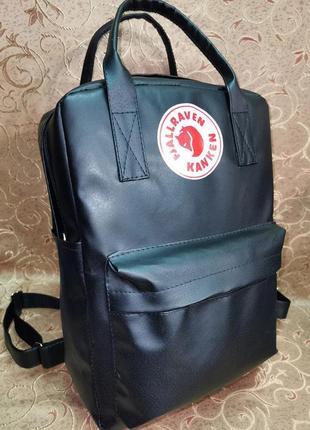 Рюкзак-сумка из экокожи. женский рюкзак, жіночий рюкзак