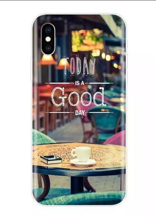 Чехол силиконовый для iphone 6, 6 s