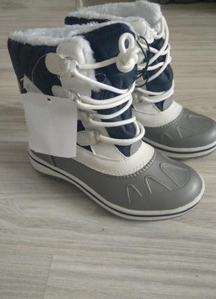 Термо ботинки ,сапоги