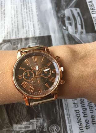 Часы наручные женские силиконовые