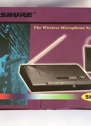 Наголовный петличный кардиоидный микрофон SHURE VNF SH-200 SKU...