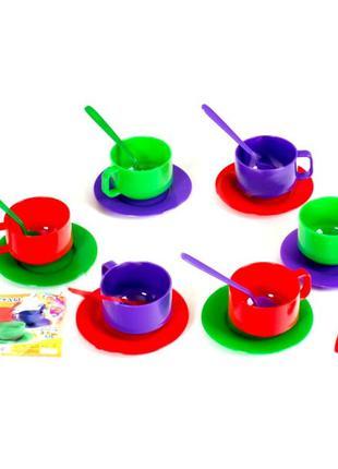 Посудка детская (18 предметов)