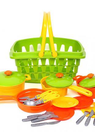 Набор посудки детский