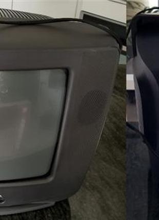 Импортный цветной TV Daewoo-14 INCH COLOR TV-VHF в хор.состоянии.
