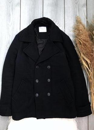 🔥акция 3=5🔥selected тёплое пальто шерстяное в составе шерсть о...