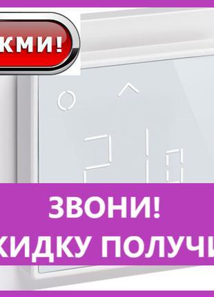 Терморегулятор Devireg SMART white Wi-Fi программируемый (140F...