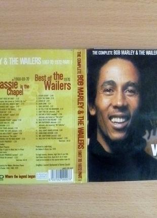 Аудио CD Боб Марли-The Complete BOB MARLEY & Wailers 1967-1972 Pa