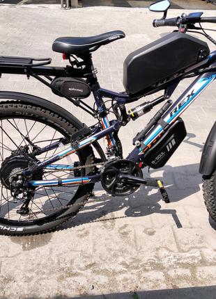 Електровелосипед REX 750W